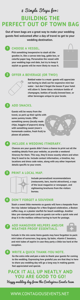 OOT Bags Infographic