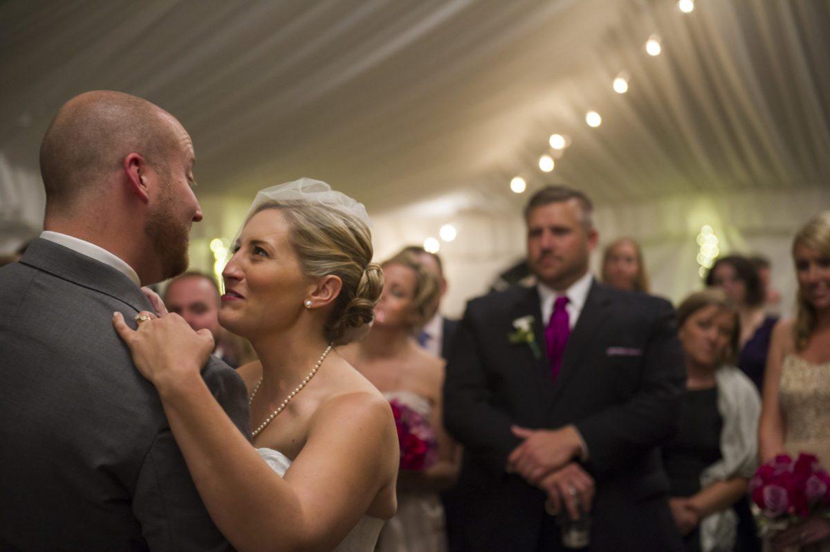 Anniversary Dance - Commander's Mansion Watertown Wedding