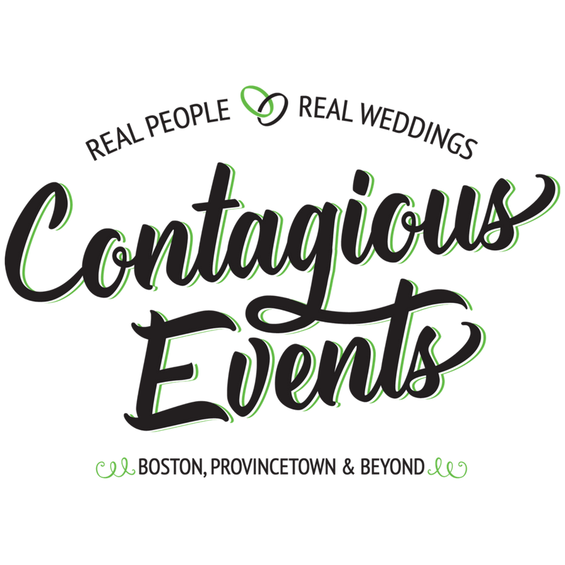 Contagious Events: Weddings in Provincetown, Boston & Beyond